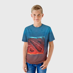 Детская футболка 3DDota