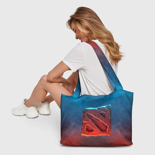 Пляжная сумка 3D Dota Фото 01