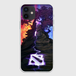 Чехол для iPhone 12 Pro Mini Dota