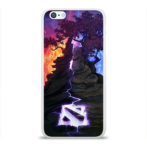 Чехол для Apple iPhone 6Plus/6SPlus силиконовый глянцевый Dota