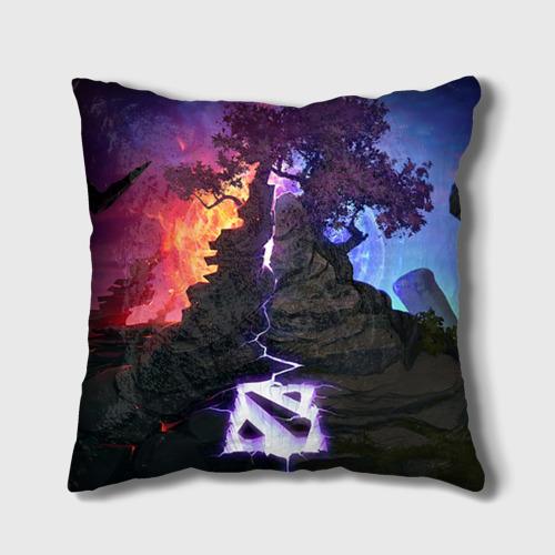 Подушка 3D Dota