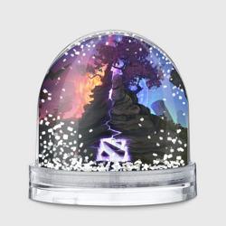 Снежный шарDota