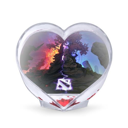 Сувенир Сердце Сувенир Сердце Dota от Всемайки