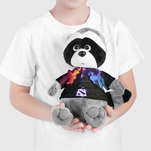Енотик в футболке 3D Dota Фото 01
