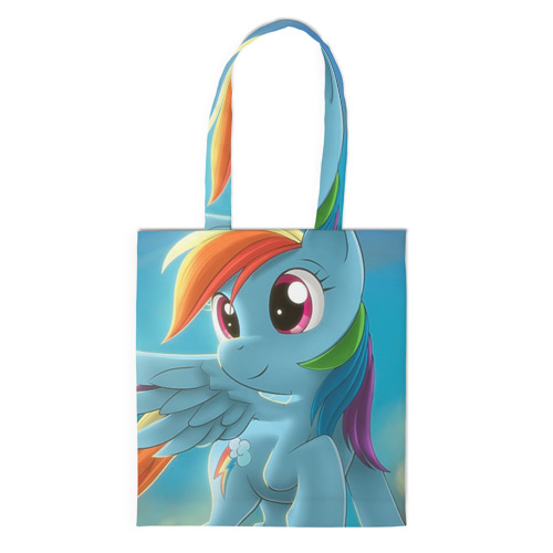 Сумка 3D повседневная My littlle pony