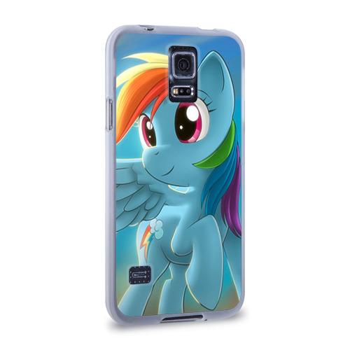 Чехол для Samsung Galaxy S5 силиконовый  Фото 02, My littlle pony