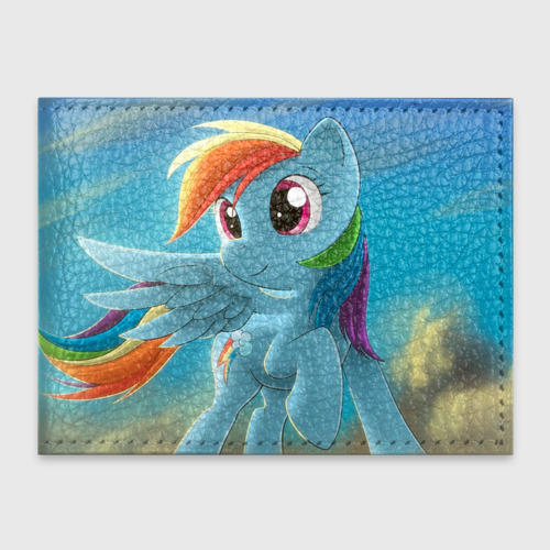 Обложка для студенческого билета My littlle pony