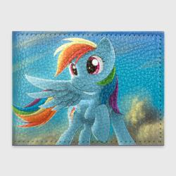 Обложка для студенческого билетаMy littlle pony