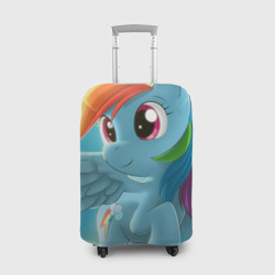 Чехол для чемодана 3DMy littlle pony