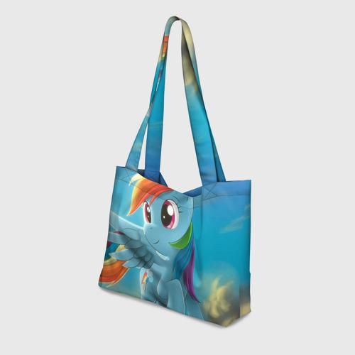 Пляжная сумка 3D My littlle pony Фото 01
