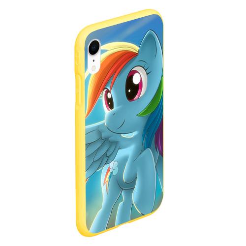 Чехол для iPhone XR матовый My littlle pony Фото 01