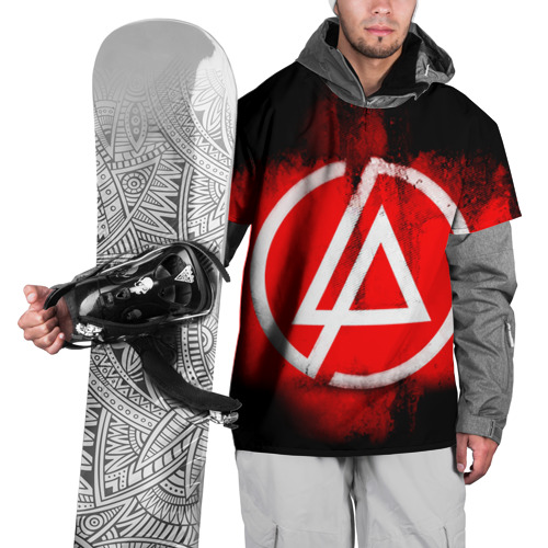 Накидка на куртку 3D Linkin Park