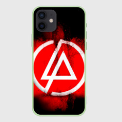 Чехол для iPhone 12 Pro Mini Linkin Park