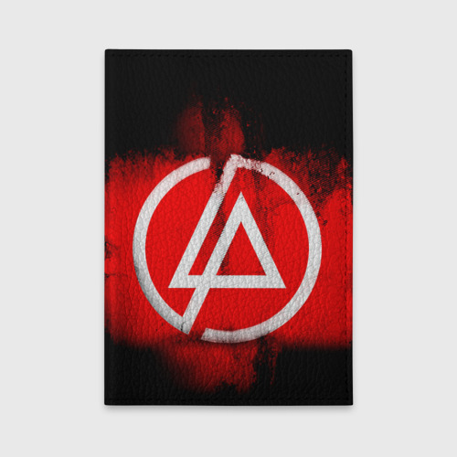 Обложка для автодокументов Linkin Park