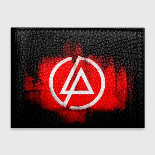 Обложка для студенческого билета Linkin Park