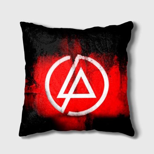 Подушка 3D Linkin Park