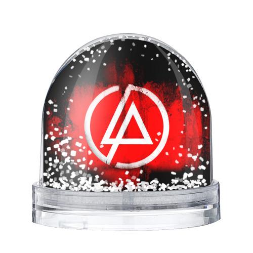 Водяной шар со снегом Linkin Park