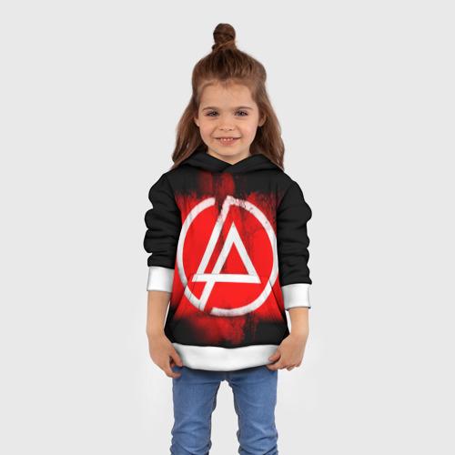 Детская толстовка 3D Linkin Park