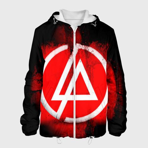 Мужская куртка 3D Linkin Park
