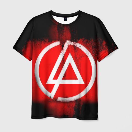 Мужская футболка 3D Linkin Park