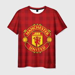 Мужская футболка 3DManchester united