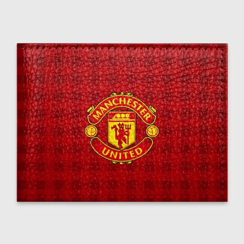 Обложка для студенческого билета Manchester united