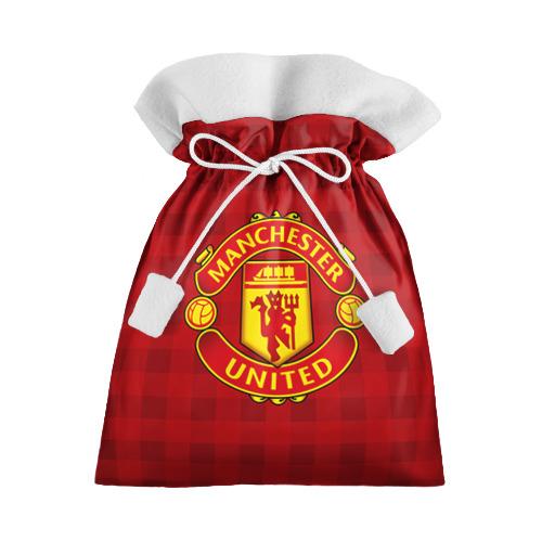 Подарочный 3D мешок Manchester united