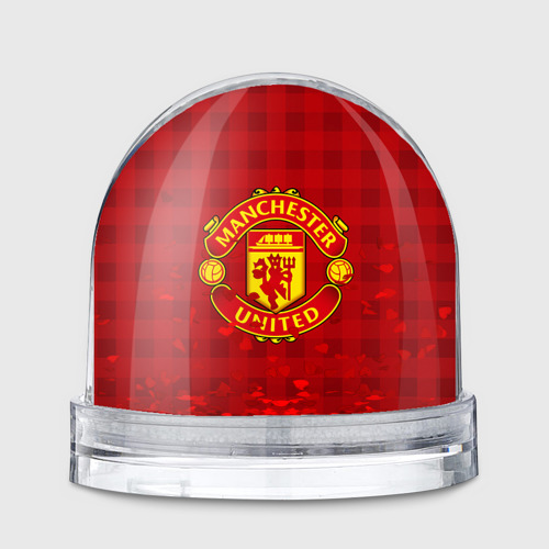 Водяной шар Manchester united