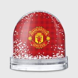 Снежный шарManchester united