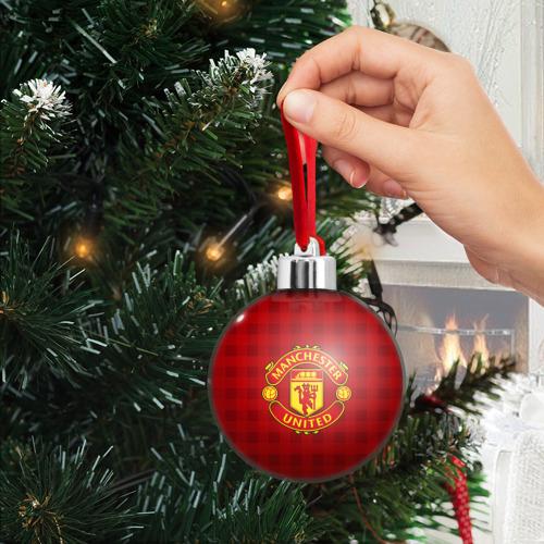 Ёлочный шар  Фото 03, Manchester united