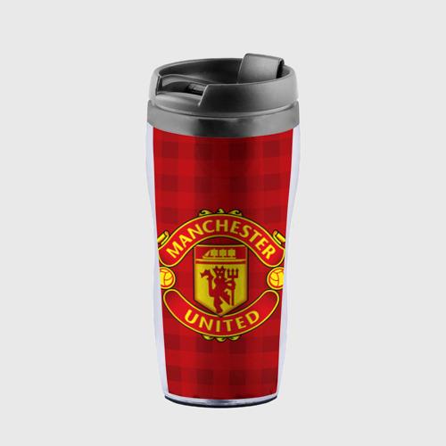 Термокружка-непроливайка Manchester united