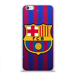 Чехол для Apple iPhone 6Plus/6SPlus силиконовый глянцевыйБарселона