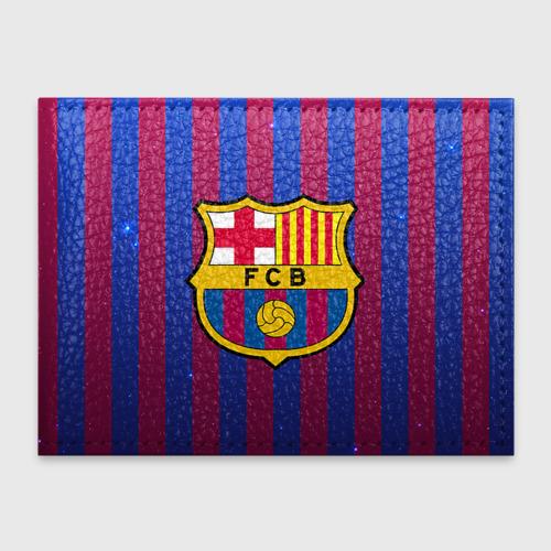 Обложка для студенческого билета Барселона