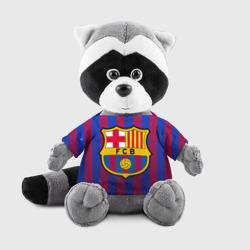 Енотик в футболке 3DБарселона