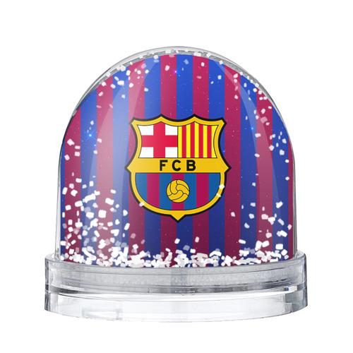 Водяной шар со снегом Барселона