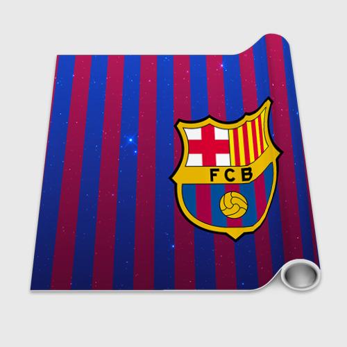 Бумага для упаковки 3D Барселона Фото 01
