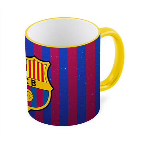 Кружка с полной запечаткой Барселона