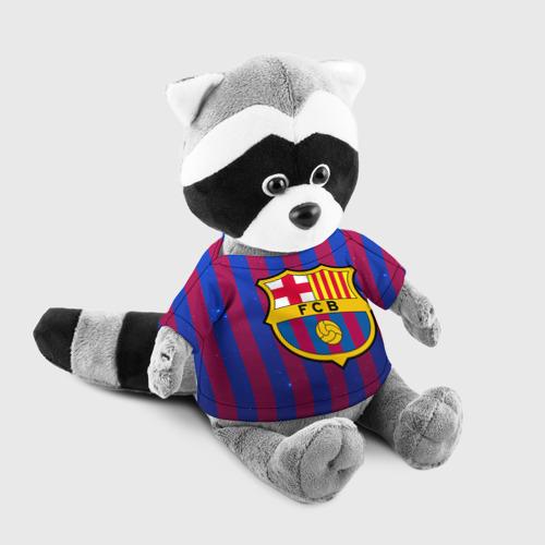 Енотик в футболке 3D Барселона Фото 01