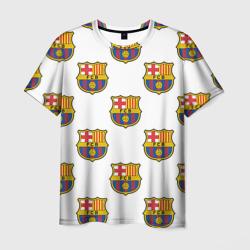 Мужская футболка 3DБарселона