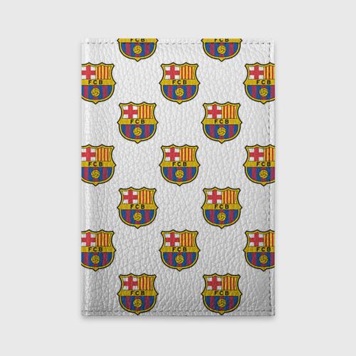 Обложка для автодокументов Барселона