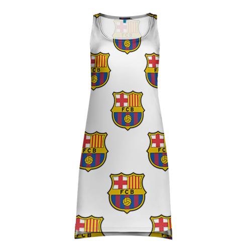Платье-майка 3D Барселона