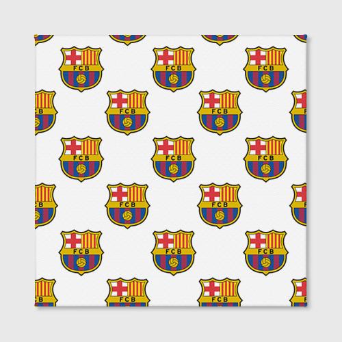 Холст квадратный  Фото 02, Барселона