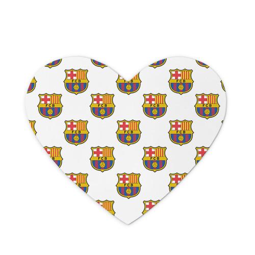 Коврик для мыши сердце Барселона