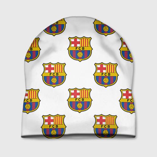 Шапка 3D Барселона