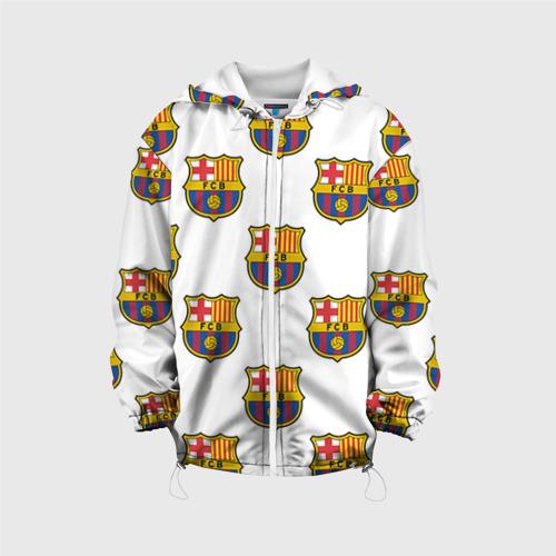Детская куртка 3D Барселона