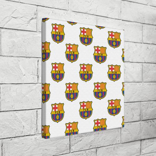 Холст квадратный  Фото 03, Барселона