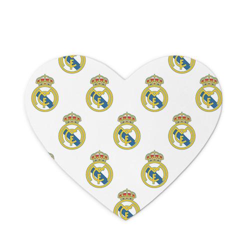 Коврик для мыши сердце Real Madrid
