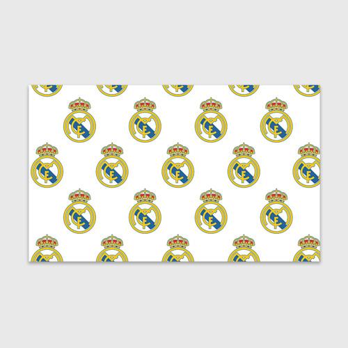 Бумага для упаковки 3D Real Madrid