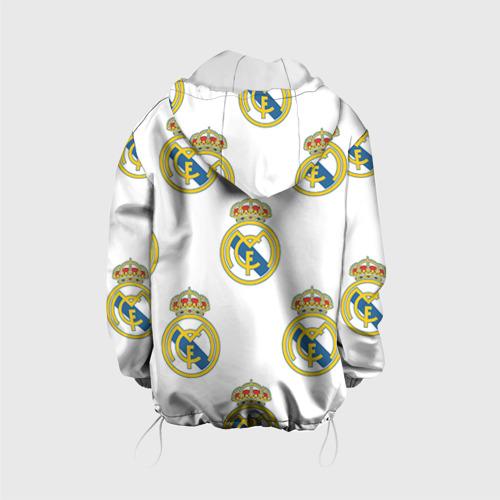 Детская куртка 3D  Фото 02, Real Madrid
