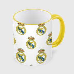 Кружка с полной запечаткойReal Madrid